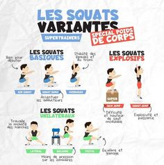Squat Challenge 599893612849752400 - Circuits Exercices / Musculation-nutrition Source by musculationnutrition One Song Workouts, Cheer Workouts, Workout Songs, Butt Workout, Morning Workouts, Squat Challenge, Body Challenge, Hiit, Boxing