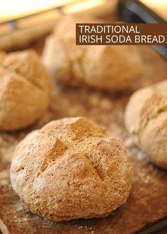 Pane tradizionale Irlandese ~ fiordizucca - cibo, ricette, viaggi, travel, recipes, food, italian and international