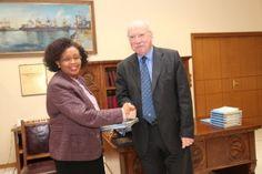 Ο ΟΛΠ ιδρυτικό μέλος του Ελληνο-Κενυάτικου Επιμελητηρίου