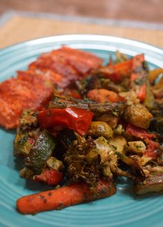 almond milk Archives - The Better Crumb Basil Pesto, Kung Pao Chicken, Ratatouille, A Food, Roast, Good Things, Vegetables, Ethnic Recipes, Veggies