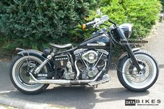 shovelhead harley | 1977 Harley Davidson FLH Shovelhead Motorcycle Chopper/Cruiser photo 2