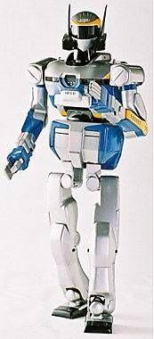 HRP2 research robot