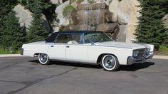 1965 Chrysler Imperial Crown 4Door Hardtop ~ Imperial brand no Chrysler...