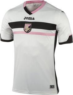 US Città di Palermo (Italy) - 2014/2015 Joma Away Shirt