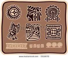 Vector Set of Mexican Design Elements by LeshaBu, via ShutterStock
