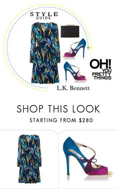 """""""Untitled #603"""" by obsessedaboutstyle ❤ liked on Polyvore featuring L.K.Bennett"""