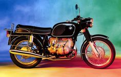 The most beautiful motorbikes of the World – BMW R100/7 and its predecessors   Latter Cars