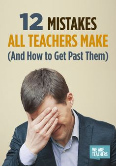 Learn why mistakes are okay and how you can turn them into a learning opportunity for yourself.