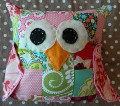 I like the idea unsure if i want to make an owl. I have to play w/ the idea and decide what tod do with it.