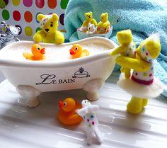bathtime! Bath Time, Teddy Bears