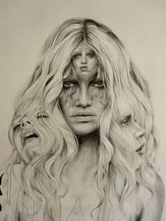 WOW!  Confuse the Spirit (Final Degree Work) by Abbey Watkins, via Behance