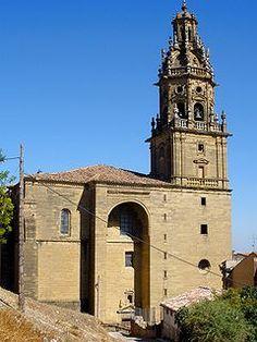 Haro - La iglesia parroquial de Santo Tomás Apóstol es un templo religioso de culto católico bajo la advocación de Tomás el Apóstol de la localidad de Haro, en la comunidad autónoma de La Rioja España.