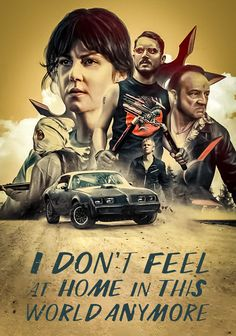 Netflix original movie I Don't Feel at Home in This World Anymore gets an awesome retro poster, featuring Elijah Wood, Melanie Lynskey, and Jane Levy. Jane Levy, Elijah Wood, Comedy Movies, Hd Movies, Movies Online, Movie Tv, Movie Cast, Movies Free, Cloud Movies
