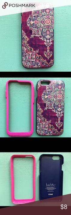 I just added this listing on Poshmark: Nicole Miller iPhone 6/6s case BOHO. #shopmycloset #poshmark #fashion #shopping #style #forsale #Nicole Miller #Accessories
