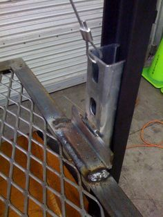 My first welding project a BBQ - WeldingWeb™ - Welding forum for pros and enthusiasts Welding Classes, Welding Jobs, Welding Projects, Diy Welding, Welding Ideas, Metal Projects, Welding Crafts, Diy Projects, Woodworking Projects