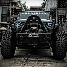 26 Greece Trying to make a collection about off-road. Jeep Wrangler Rubicon, Jeep Wrangler Unlimited, Jeep 4x4, Jeep Truck, Cool Jeeps, Cool Trucks, Best Suv, Black Jeep, Amazing Cars