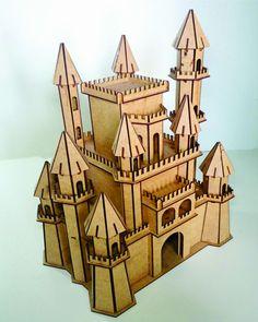 Castelo mdf