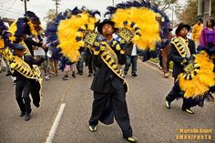 What is a Second Line parade