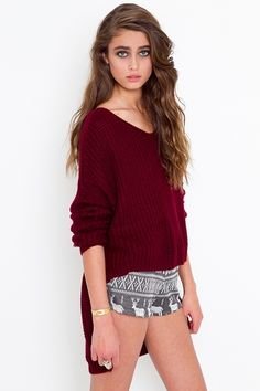 how comfy does this sweater look