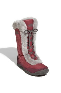 I need some ridiculous furry boots to get me through this Minnesotan winter