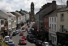Enniskillen in Country Fermanagh. Photograph: Getty Images
