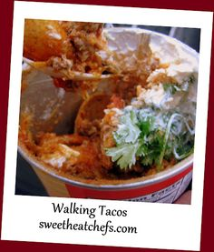 Walking Tacos, Camping Style   Sweet Heat Chefs