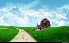 Wonderful Spring Landscapes