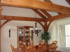 wood beams