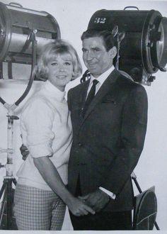 Doris Day and Rod Taylor