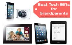 Best Tech Gifts for Grandparents