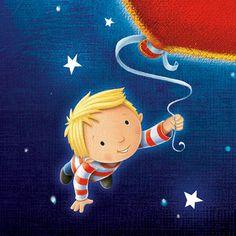 Craig Cameron - professional children's illustrator, view portfolio