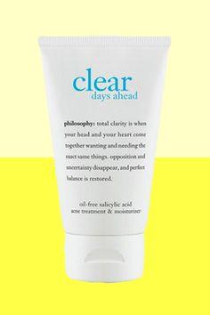 Clear Days Ahead Oil-Free Salicylic Acid Acne Treatment and Moisturizer (2fl oz.) by philosophy $39.00