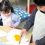 ScholarShare's Finger Painting Friday: Petals and Posies San Diego, CA #Kids #Events