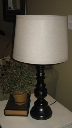 Painted Brass Lamp, Bedroom Wall Lamps