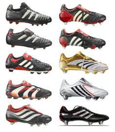 fbb3f92a6fc4 Adidas Predator Evolution These were my favorite boots to were!