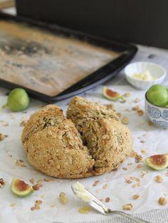 Fig & Orange Oat Bread   runningtothekitchen.com by Runningtothekitchen, via Flickr