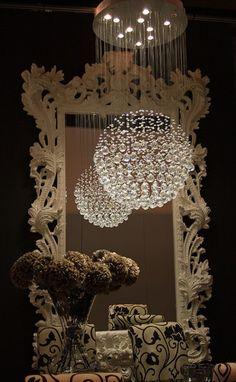 Design...Mirror N Crystals