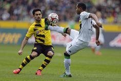 Arsenal and Manchester United in transfer race for Borussia Dortmund midfielder Ilkay Gundogan