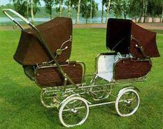 SVENSKTILLVERKADE BARNVAGNAR EMMALJUNGA 205 sittinsats I samma produktblad för 1972. Vävplast eller textil. Samma chassi som till tvillingliggvagn, men insatserna heter 170 /se Emmaljunga enkelsittvagn 1970, härovan/.