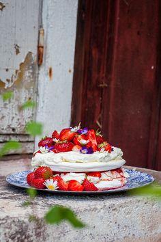Marängtårta | Linnéas Skafferi | Bloglovin'