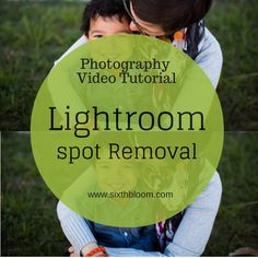 Photography Tutorial | Lightroom 5 Spot Removal Mode Using Heal and Clone. Teaching you in a matter of seconds how to easily remove a spot in your image!