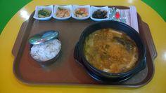 #Koreanfood  Кимчиге из Chingo в Роял Парке
