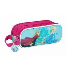 Astuccio 3 Zip Scuola disney Nemo Finding Dory Just Keep Swimming accessoriato