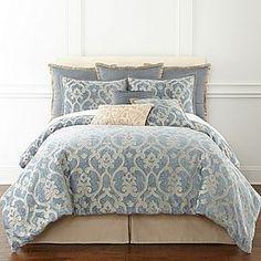 Royal Velvet® Alexandria Comforter Set & Accessories