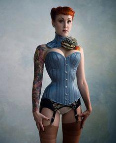 custom corsetry