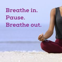 15 Easy Ways to Beat Anxiety Now #breathe #relax #meditation