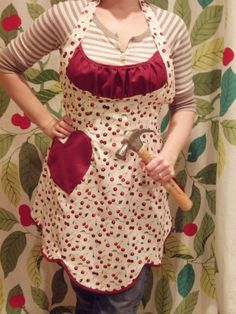 sweet tart apron