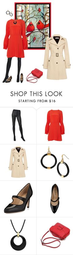 """""""Untitled #1415"""" by milliemarie ❤ liked on Polyvore featuring Uniqlo, TIBI, Marella, Diane Von Furstenberg, Neiman Marcus and Signature Gold"""