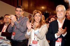 PSOE ganaría las elecciones en Andalucía con 2,1 puntos sobre el PP