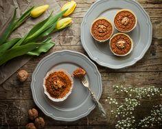 Muffiny z orzechami włoskimi  Palce Lizać  Page 2